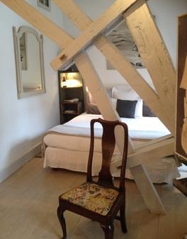 Artist's studio suite - Chateau de Maumont