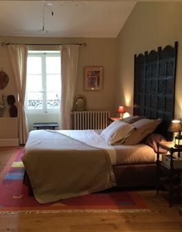 Chambre Pierre Loti - Chateau de Maumont