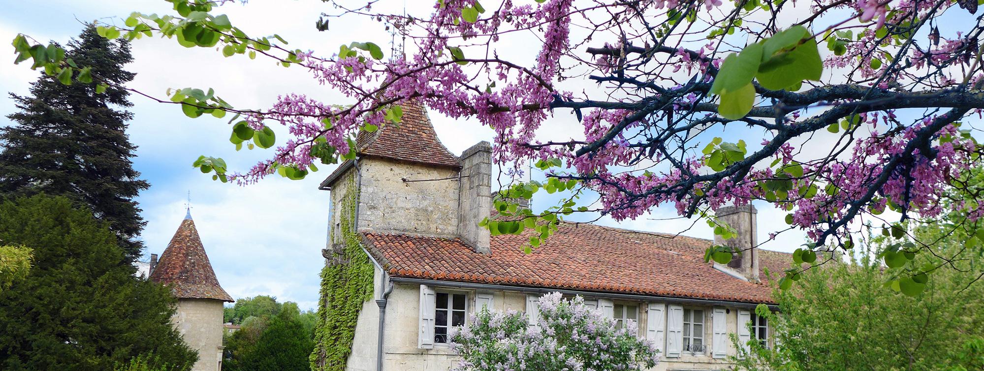 Château de Maumont - Chambres d'hôtes de charme à Magnac sur Touvre, Charente ©Chateau de Maumont