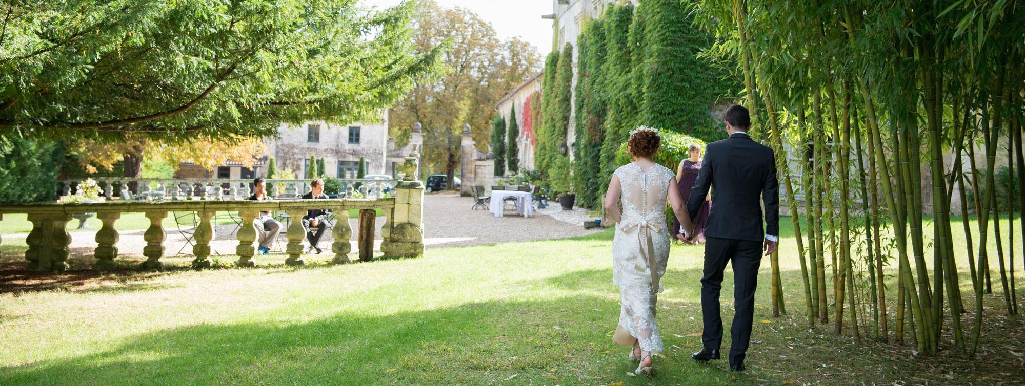Chateau de Maumont : Mariages, réceptions ©M.Tollemer-Chateau de Maumont