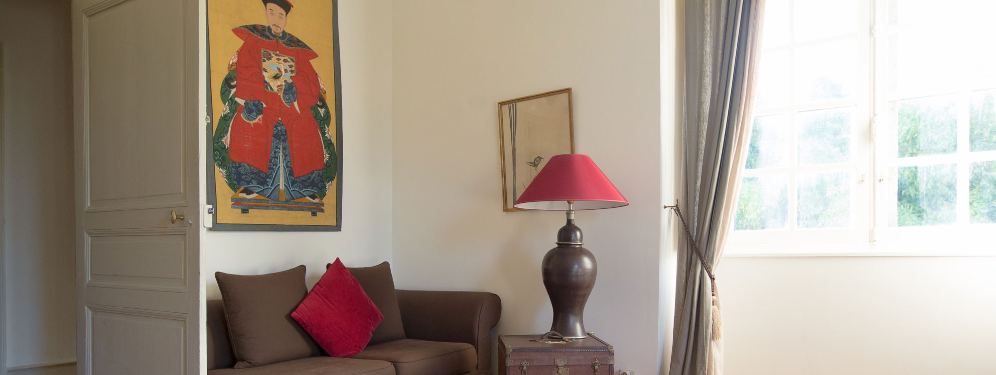 Suite La Rochefoucauld ©Chateau de Maumont