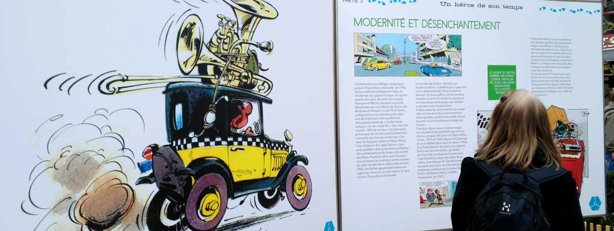 Chateau de Maumont : Festival de la bande dessinée d'Angouleme ©Chateau de Maumont