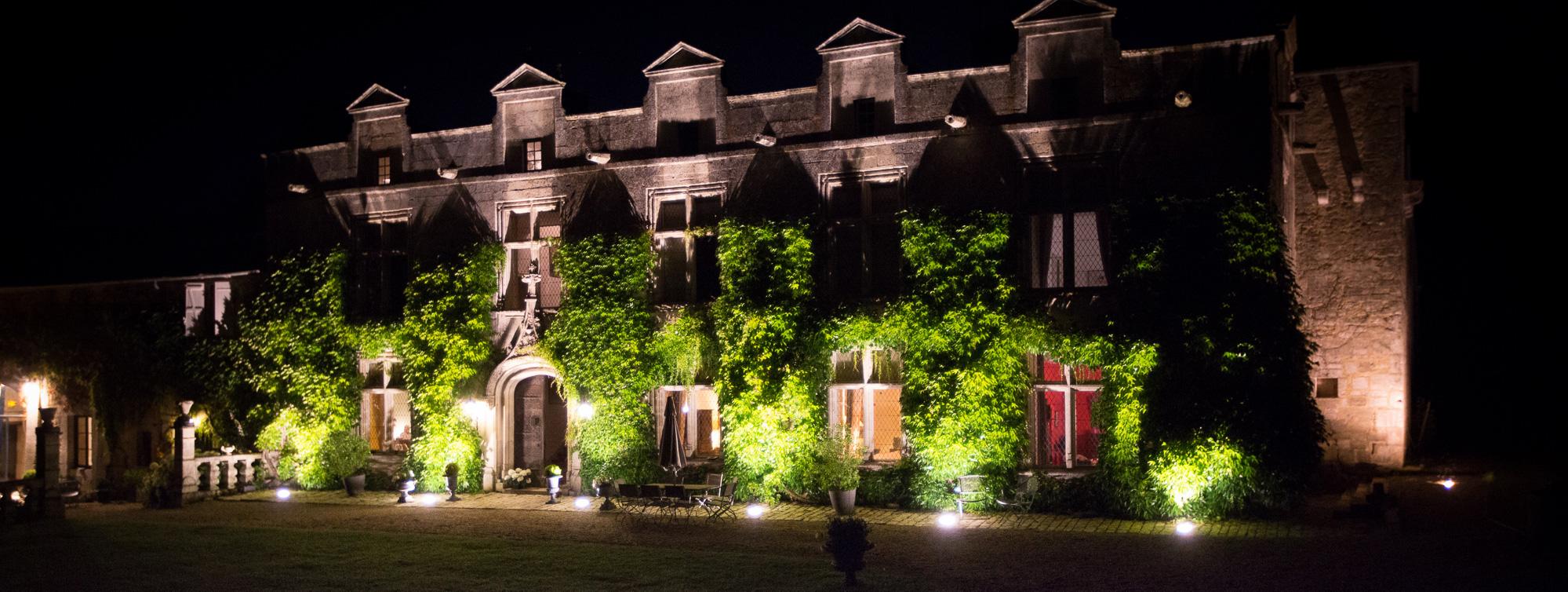 Chateau de Maumont ©S.La Clef - Chateau de Maumont