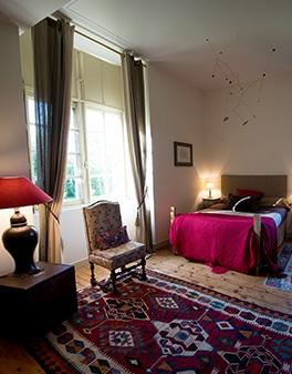 La Rochefoucauld suite - Chateau de Maumont