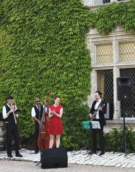 Réceptions, anniversary, birhdays, cocktails and privat events - Chateau de Maumont