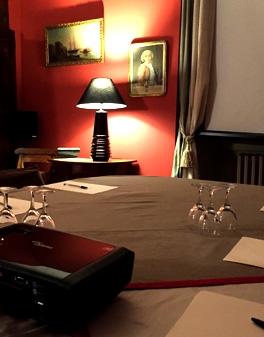 Séminaires dans des lieux de vie - Chateau de Maumont