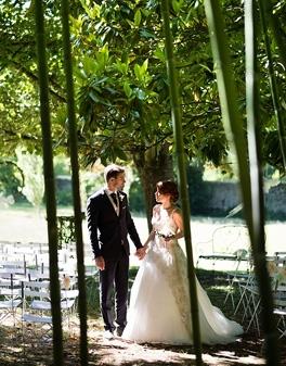 Weddings - Chateau de Maumont